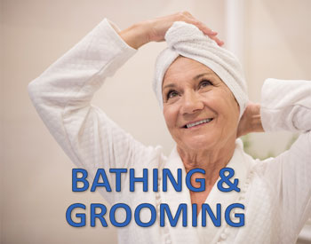 Shower Visit | Bath Visit | Senior Hygiene