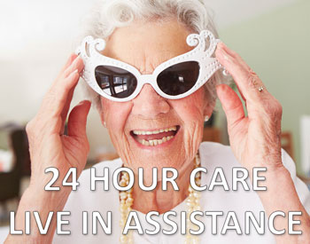 Live In Assistance | Live In Home Care | Live In Caregiver | 24 Hour Live In | Live In Elderly Care