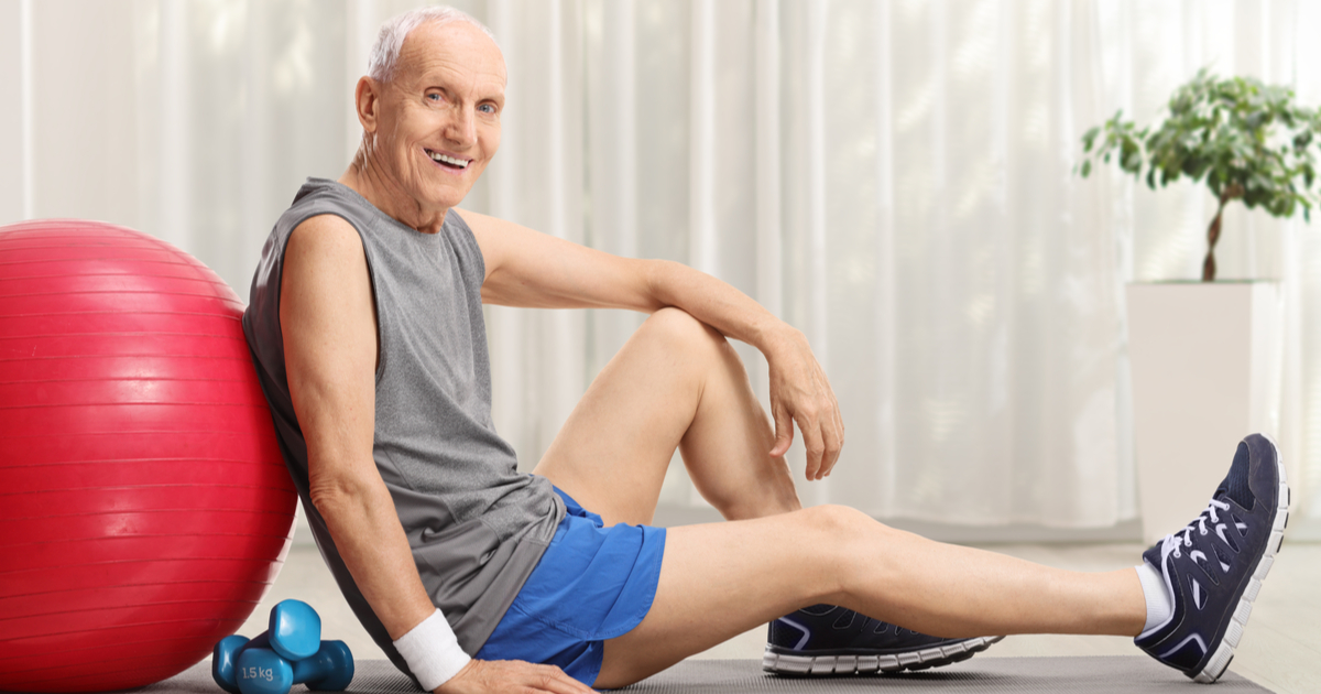 Low-Impact Exercises to Keep Seniors Fit from Home