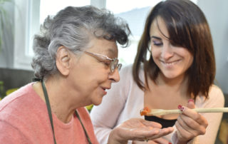 Creative and Nutritious Meal Preparation Tips for Busy Senior Caregivers