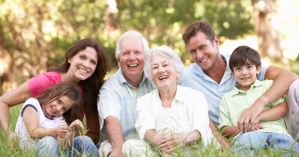 Involve Family in your Parent's Care