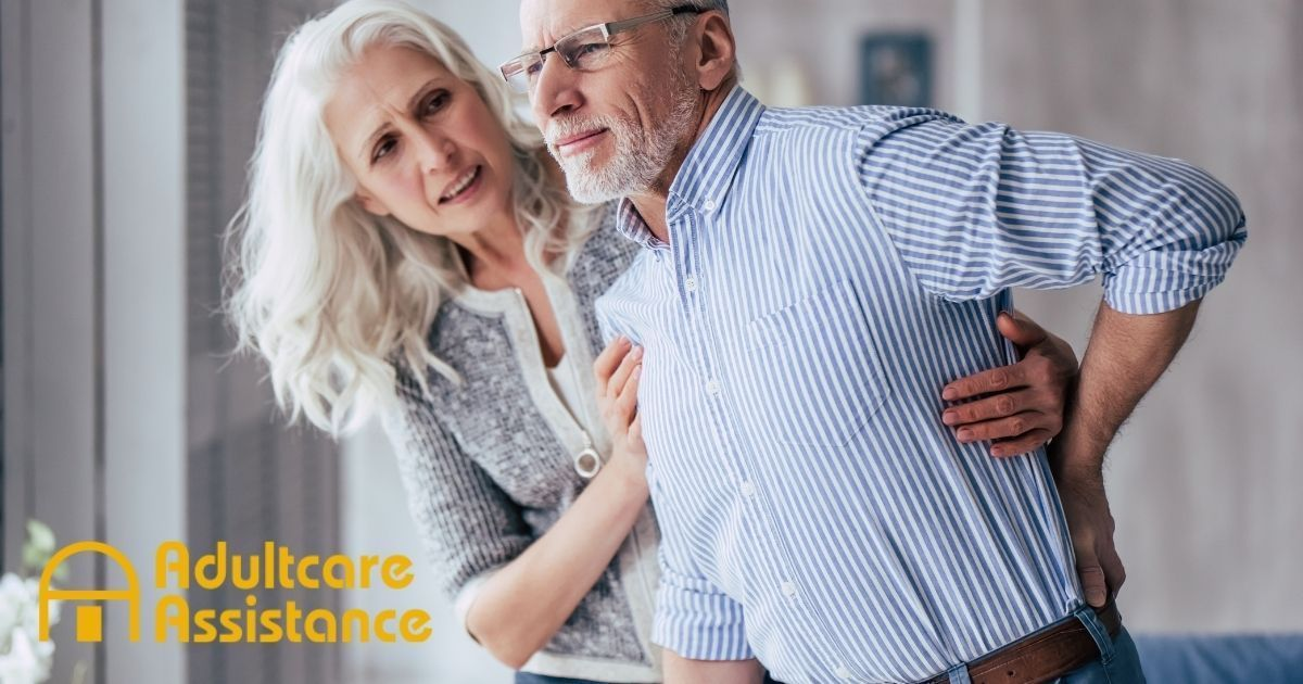 It is possible to manage back pain in seniors