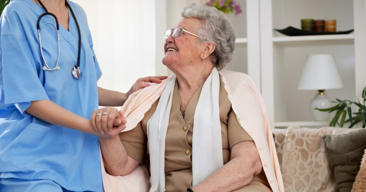 Hiring a great caregiver will vastly improve your loved one's quality of life.